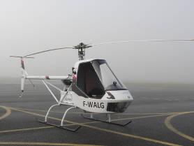 Hélicoptère Volta électrique