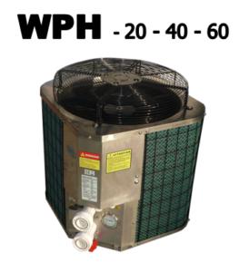 Chauffage piscine WPH